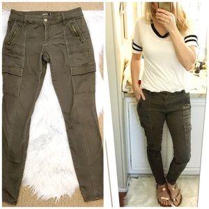 GAP Olive Green Khaki Jeans